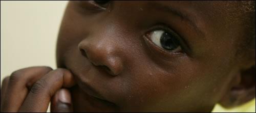 imagen humana de Haiti