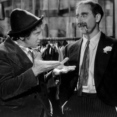 GROUCHO Y CHICO