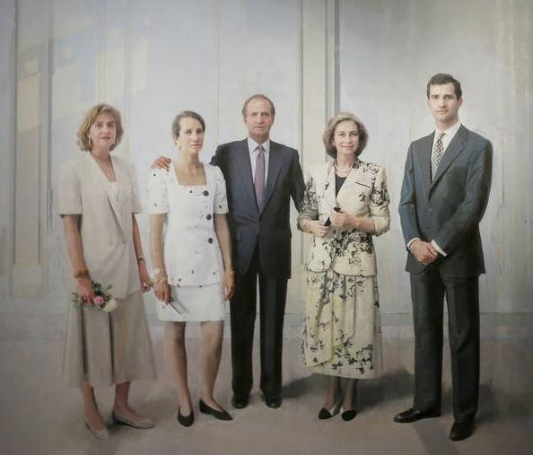 FAMILIA REAL ANTONIO LOPEZ