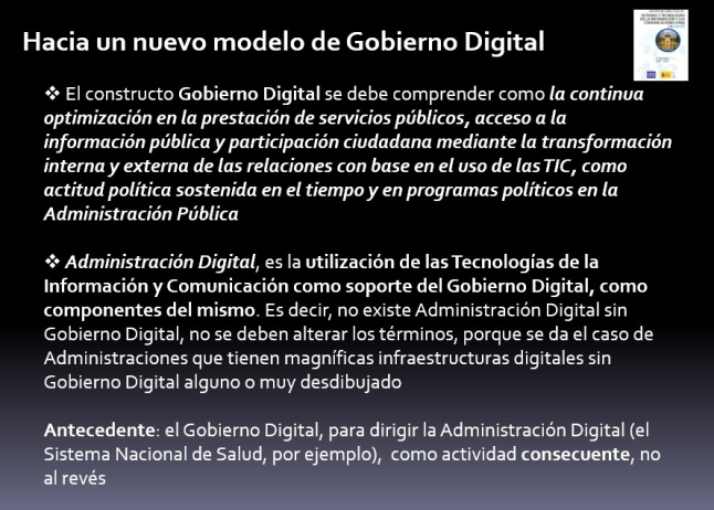 GOBIERNO DIGITAL