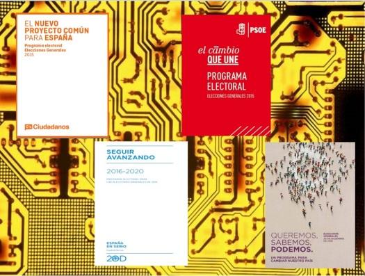 PROGRAMAS ELECTORALES 2015