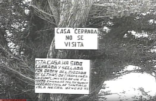 ISLA NEGRA CERRADA