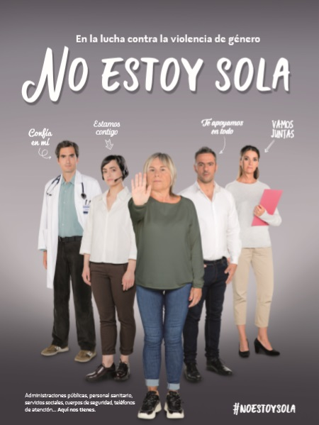 NO ESTOY SOLA