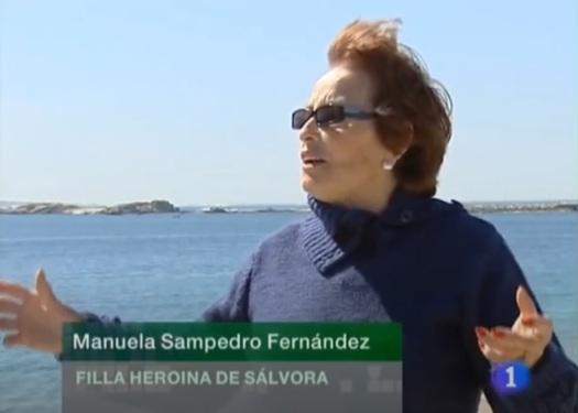 HIJA HEROINA DE SALVORA